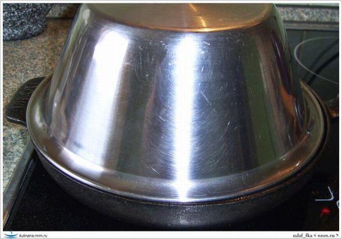 Шашлык на кухне (17 фото)