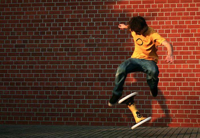 Hockern - новый экстремальный спорт (36 фото)