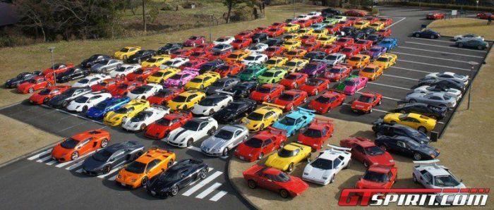 Встреча японских миллионеров (16 фото)