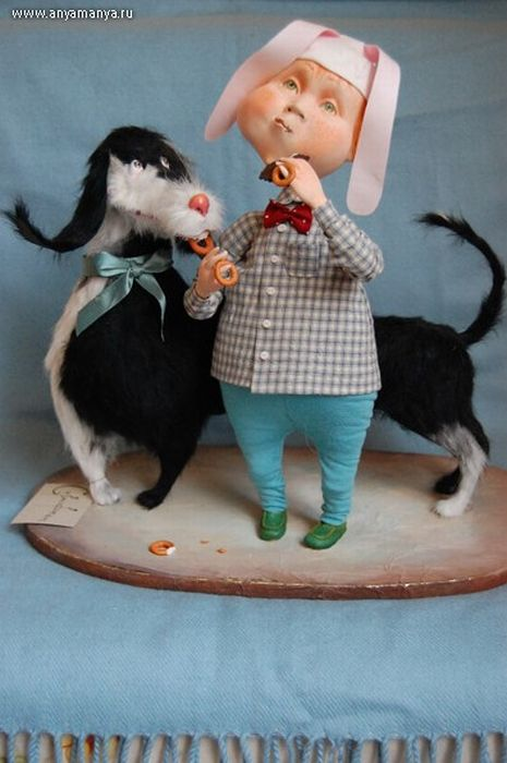 Интересные куклы (41 фото)