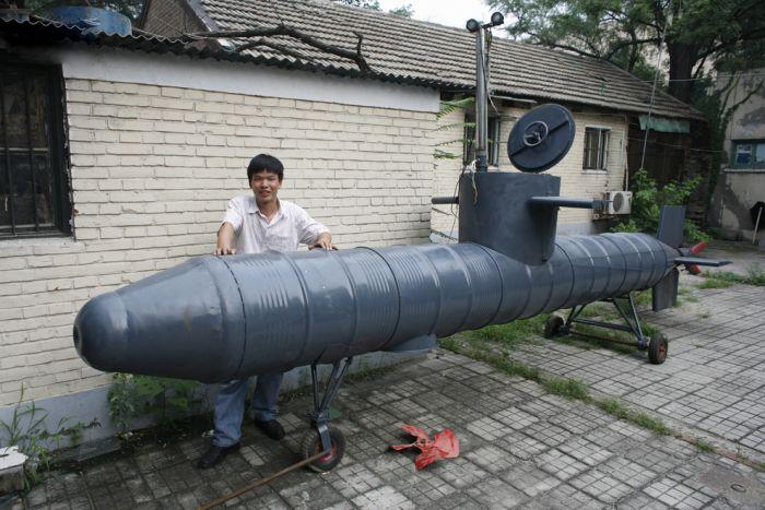 Китайские изобретения (17 фото)