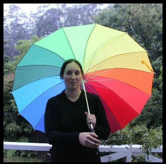 Зонт для гипнотизера (8 фото)