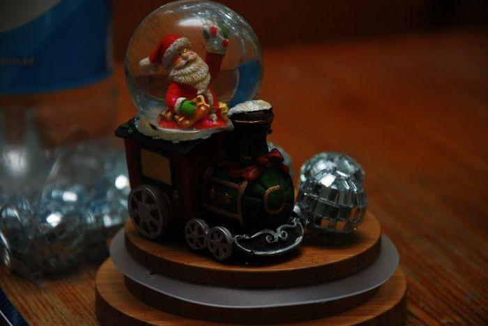Снежный шар своими руками (32 фото)