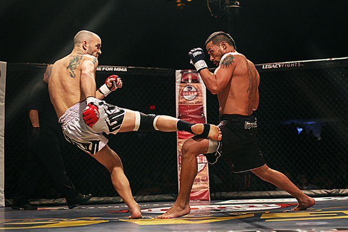 Кровавый спорт (25 фото)
