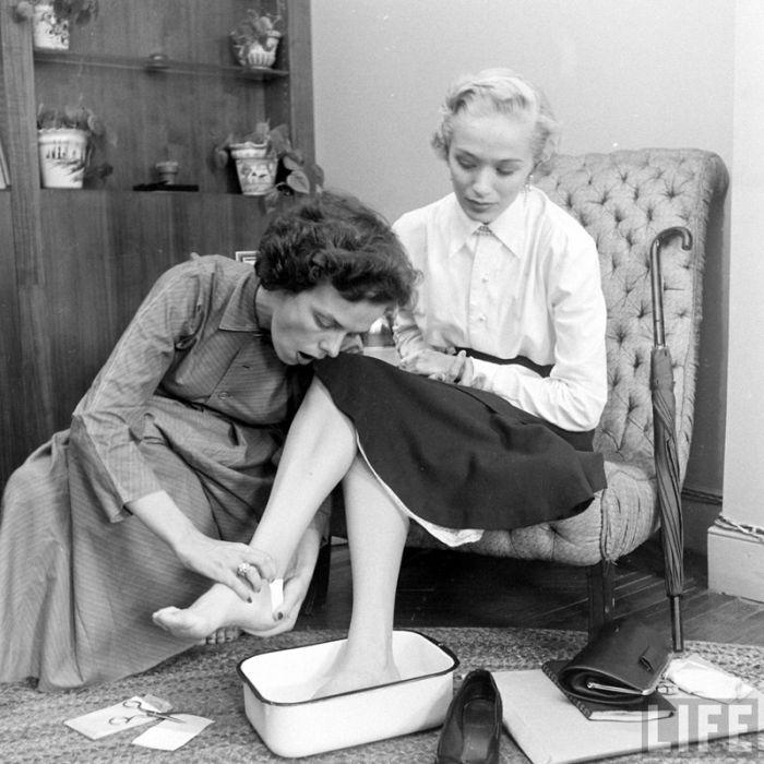 Модельное агентство 40-х годов (24 фото)