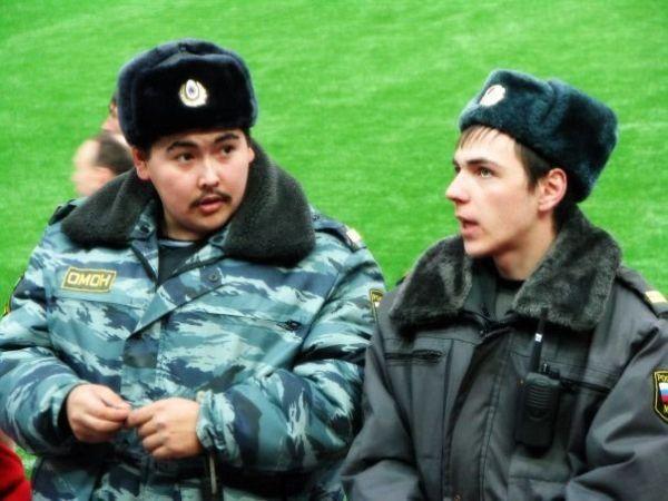 Про милицию и полицию (37 фото)