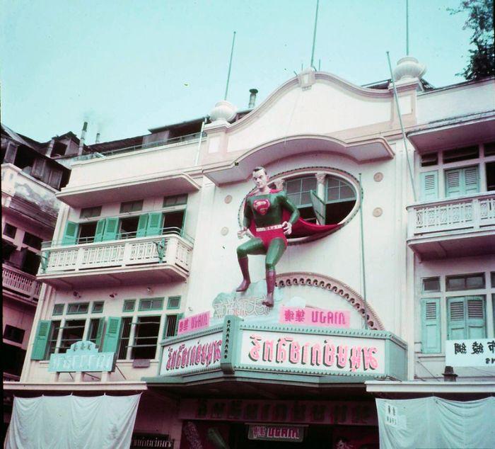 Бангкок середины XX века (16 фото)