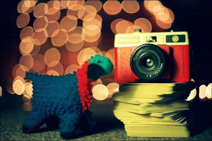 """Интересные фотографии в стиле """"боке"""" (50 фото)"""