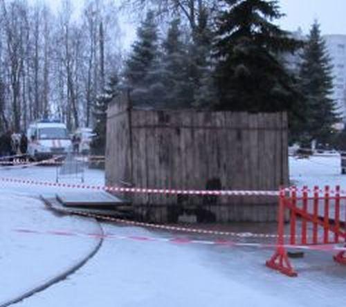 Трагедия в Брянске (8 фото + видео)