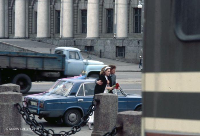 Ленинград глазами туриста из Швеции (12 фото)