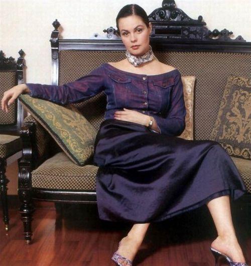 Вечно молодая Екатерина Андреева (29 фото)