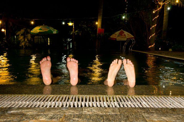 Путешествующие ноги (91 фото)