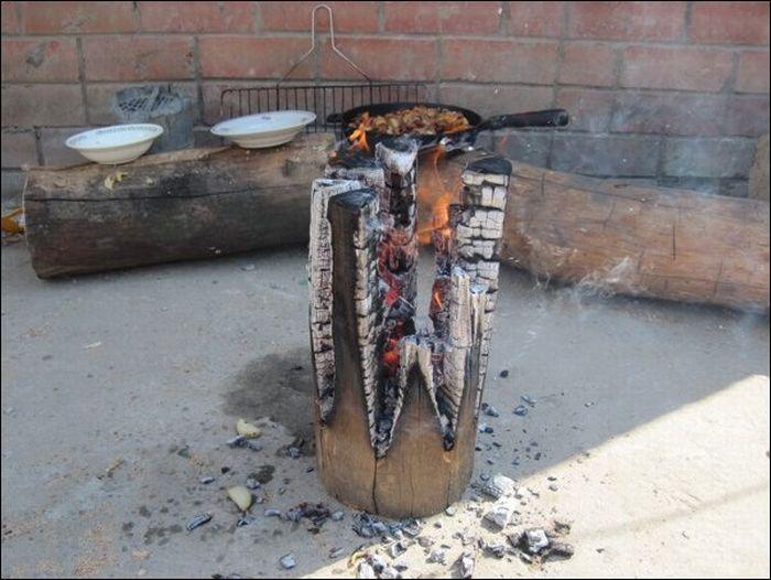Финская печь (12 фото)