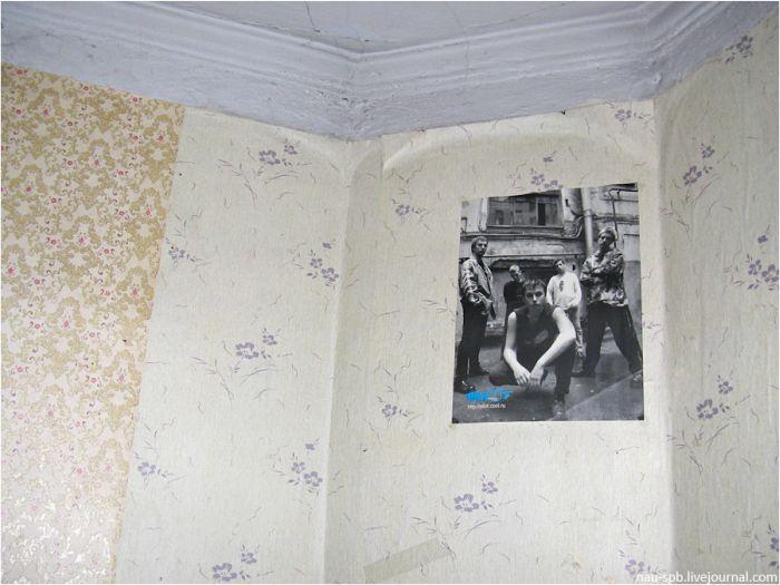 Старый дом в Питере (38 фото)