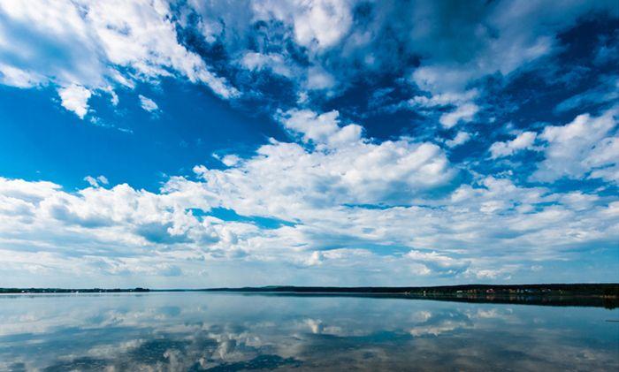 Красивые облака (39 фото)