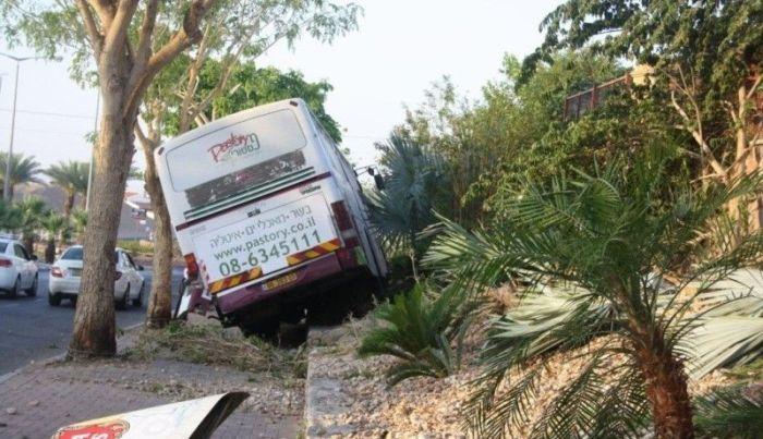 Авария в Израиле (5 фото)
