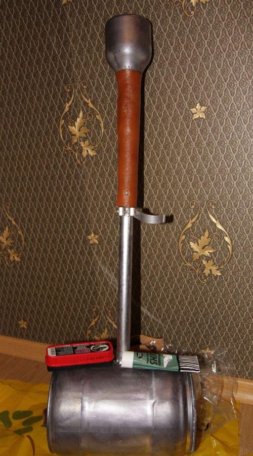 Молоток викинга своими руками (14 фото)
