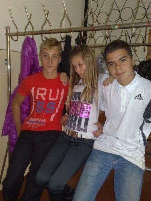 фото русская школницы