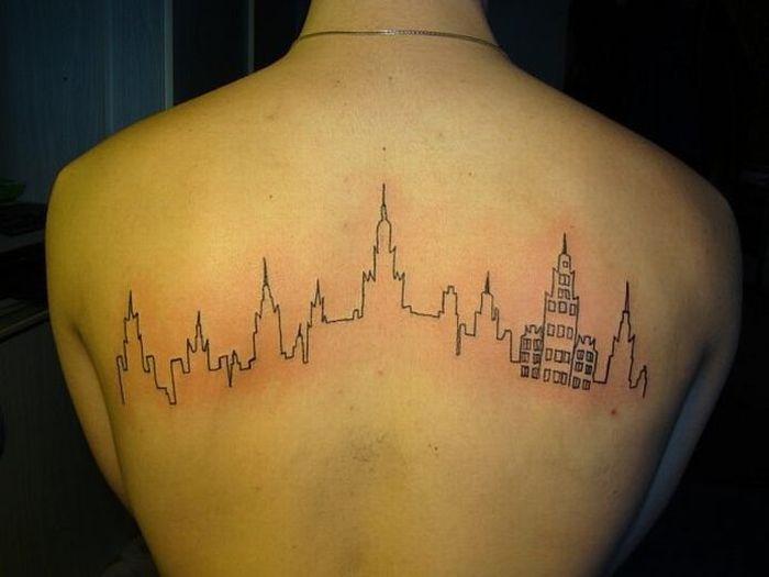 Татуировки фанатов репера Гуфа (18 фото)