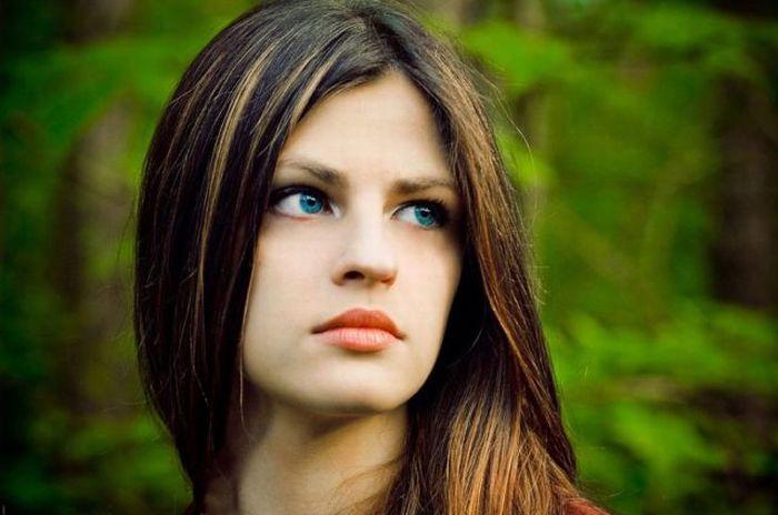Красивые девушки (72 фото)