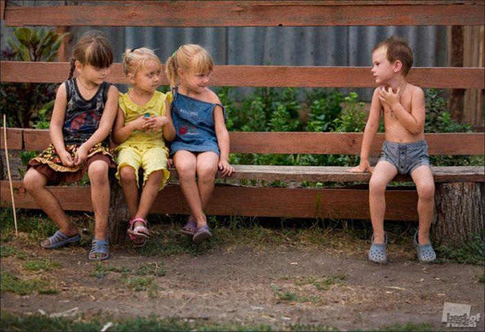 Чем мальчики отличаются от девочек: - всё самое интересное и полезное. - С