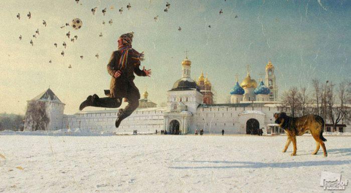 """""""Лучшие фотографии России"""" - люди (48 фото)"""
