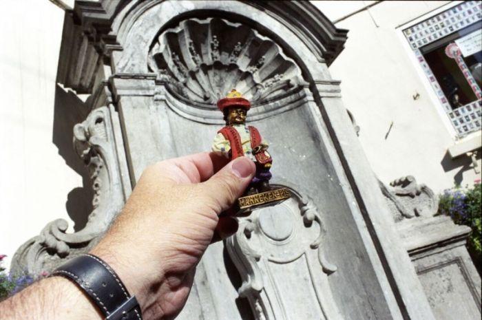 Сувениры Майкла Хьюджеса (38 фото)