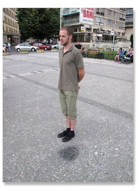 Фотографии, которые способны обмануть зрение (14 фото)