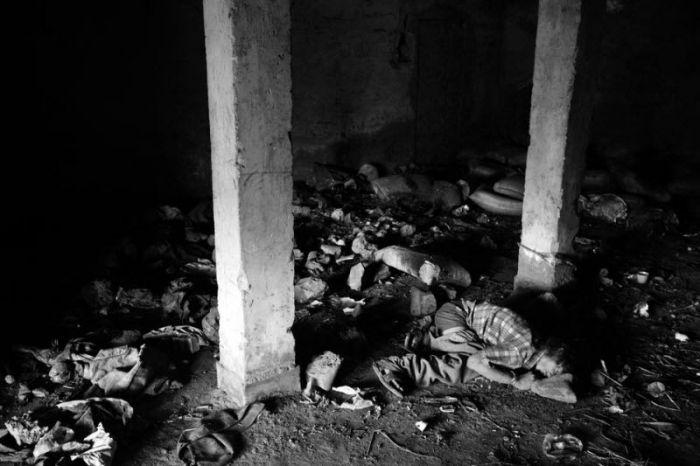 Наркоманы Индии (42 фото)