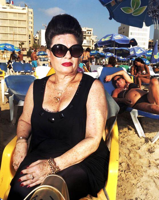 Пляж Тель-Авива (28 фото)