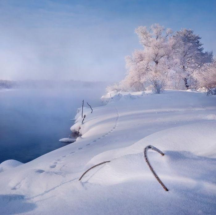Зима в Шатуре (33 фото)