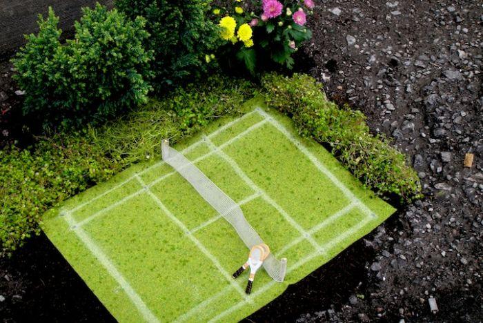 Миниатюрные сады (17 фото)