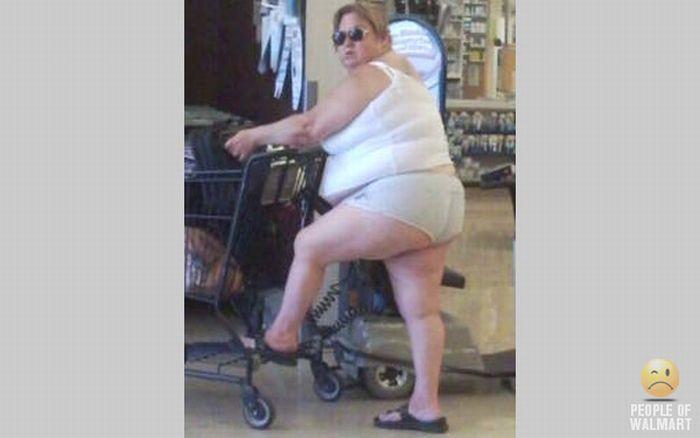 Смешные люди из супермаркетов. Часть 14 (60 фото)