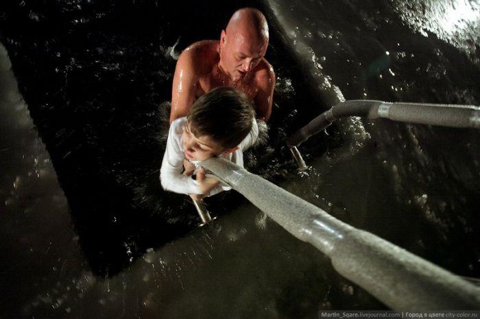 Крещенские купания 2012 (201 фото)