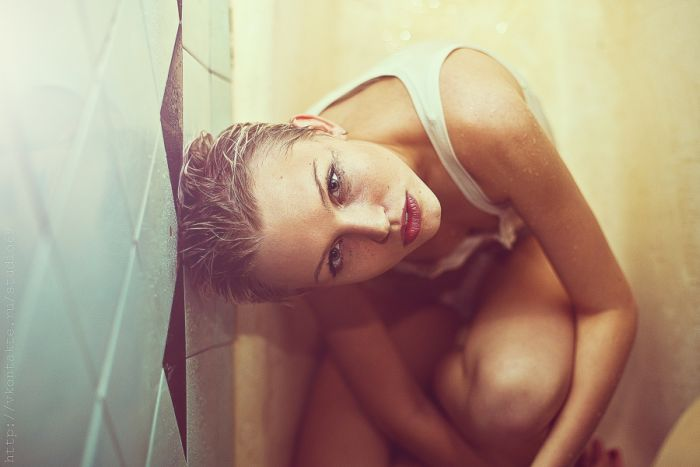 Девушки от Александра Тихомирова (63 фото)