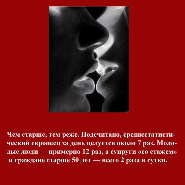 Немного о поцелуях (20 фото)