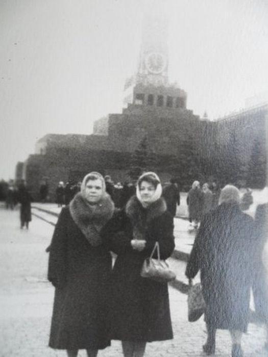 Старая Москва (44 фото)