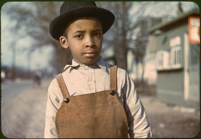 Старые фотографии со всего мира (98 фото)