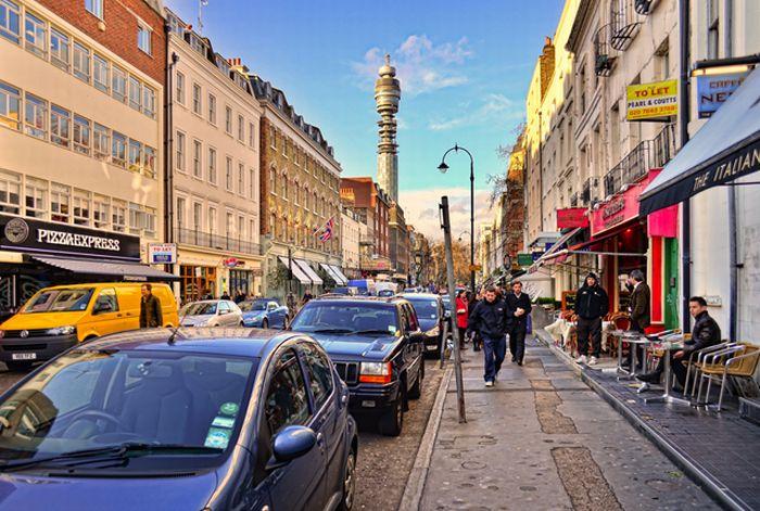 Удивительные фотографии Лондона (42 фото)