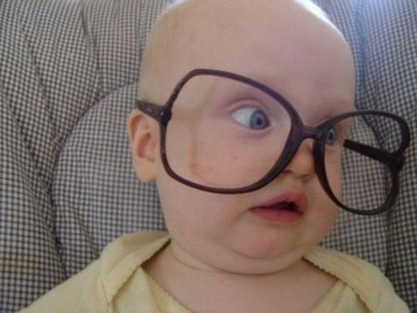 Детишки в очках (45 фото)