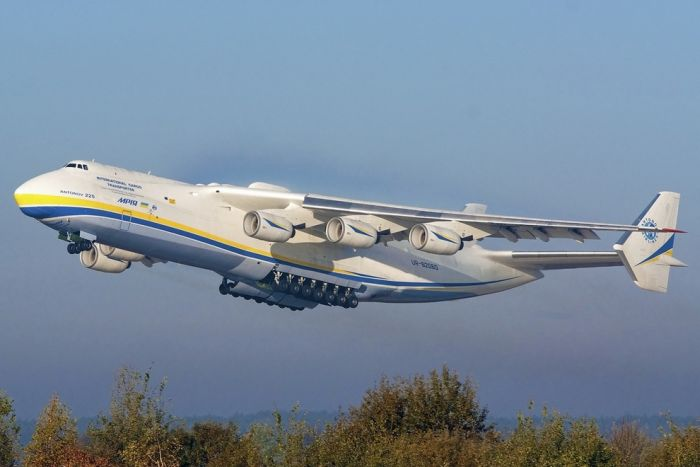 Коллекция авиации (123 фото)