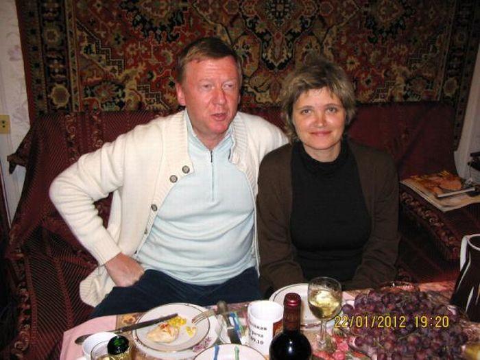 Фотографии со свадьбы Анатолия Чубайса (8 фото)