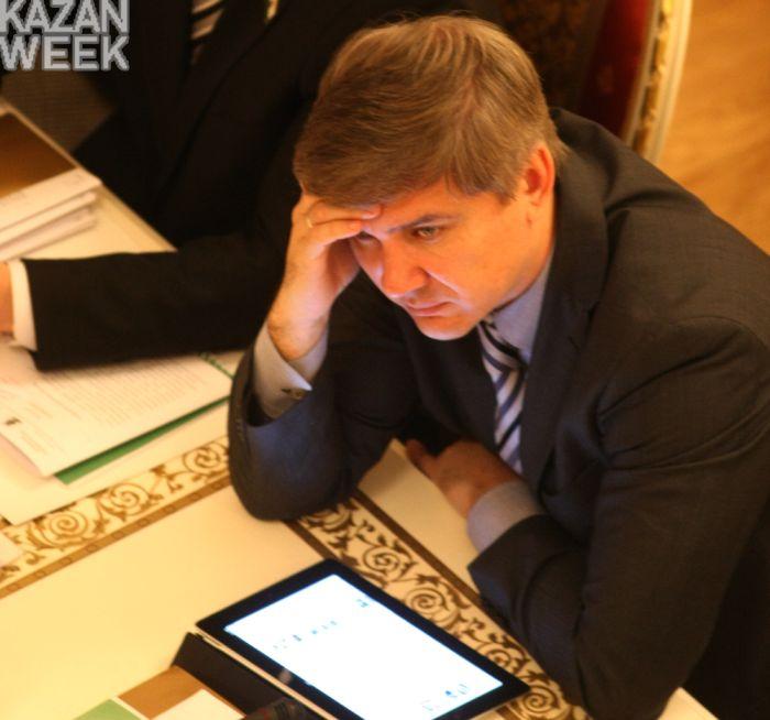 Первая сессия Казанской городской думы (9 фото)