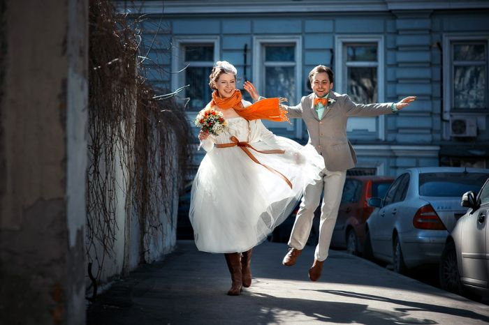 Красивые свадебные фотографии. Часть 2 (111 фото)
