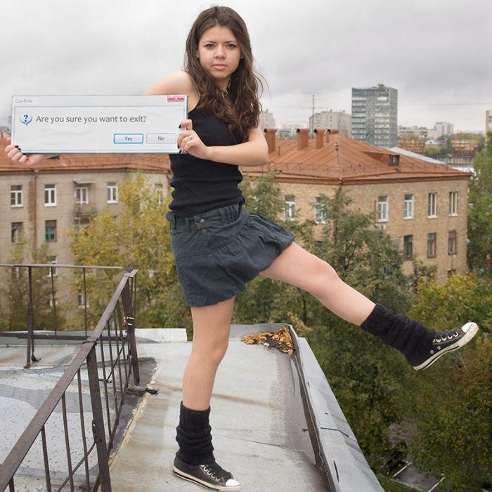 Девушки для программиста (51 фото)