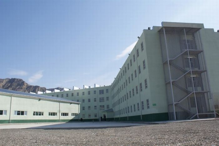 Тюрьмы Грузии (20 фото)