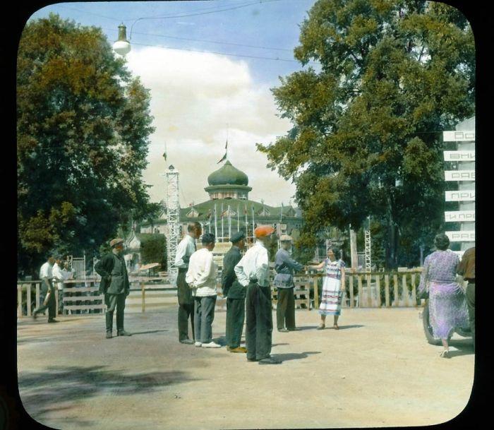 Москва: 30-е годы (61 фото)