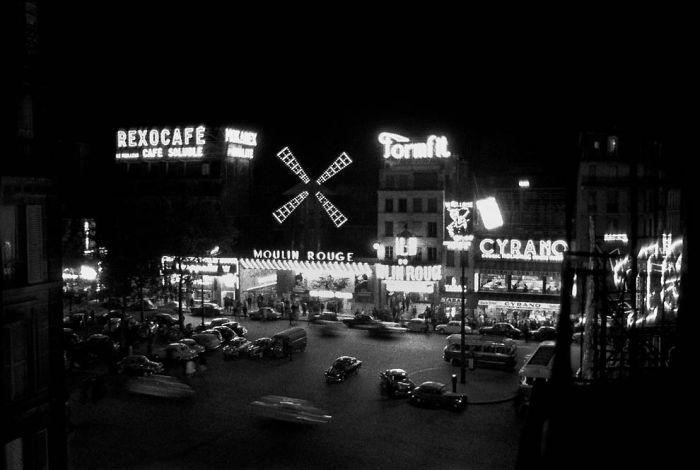 Ночная жизнь Парижа (21 фото)