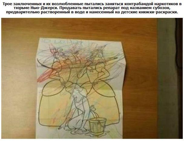 Изощренные способы тюремной контрабанды (10 фото)