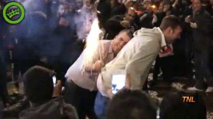 Неудачники января 2012 (видео)